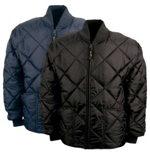 Bravest Classic Diamond Quilted Chore Coat