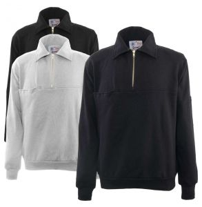 Firefighters Quarter-Zip Work Shirt