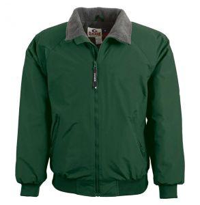 Three Seasons Fleece Lined Jacket | Dark Green