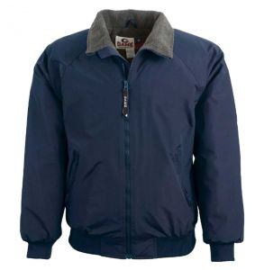Three Seasons Fleece Lined Jacket | Navy