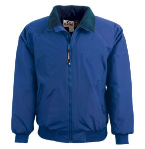 Three Seasons Fleece Lined Jacket | Royal Blue