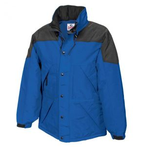 Vermont Heavyweight Quilt Lined Parka | Royal Blue