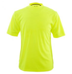 Hi Vis Game-Wick Deluxe Short Sleeve Safety T-Shirt