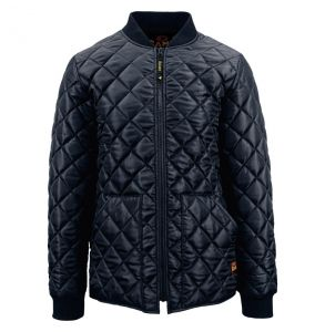 Icon Diamond Quilted Chore Coat