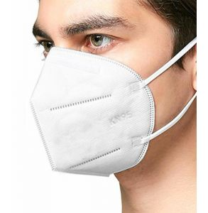 KN95 Respirator Mask - 50 Pack