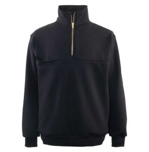 Made in the USA - Firefighters Quarter-Zip Turtleneck