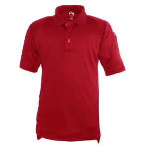 Short Sleeve Tactical Polo | Red