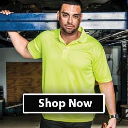The Hi-Vis Polo - Shop Now