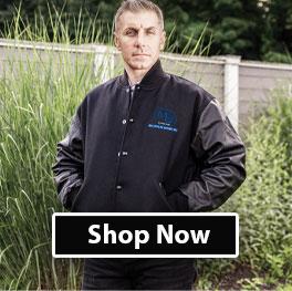 The Corporate Varsity Jacket - Shop Now