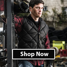 The Finest Quilted Work Vest - Shop Now